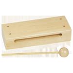BACKWINKEL-Blog: Orff-Instrumente – Holzblocktrommel