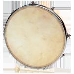 BACKWINKEL-Blog: Orff-Instrumente – Rahmentrommeln