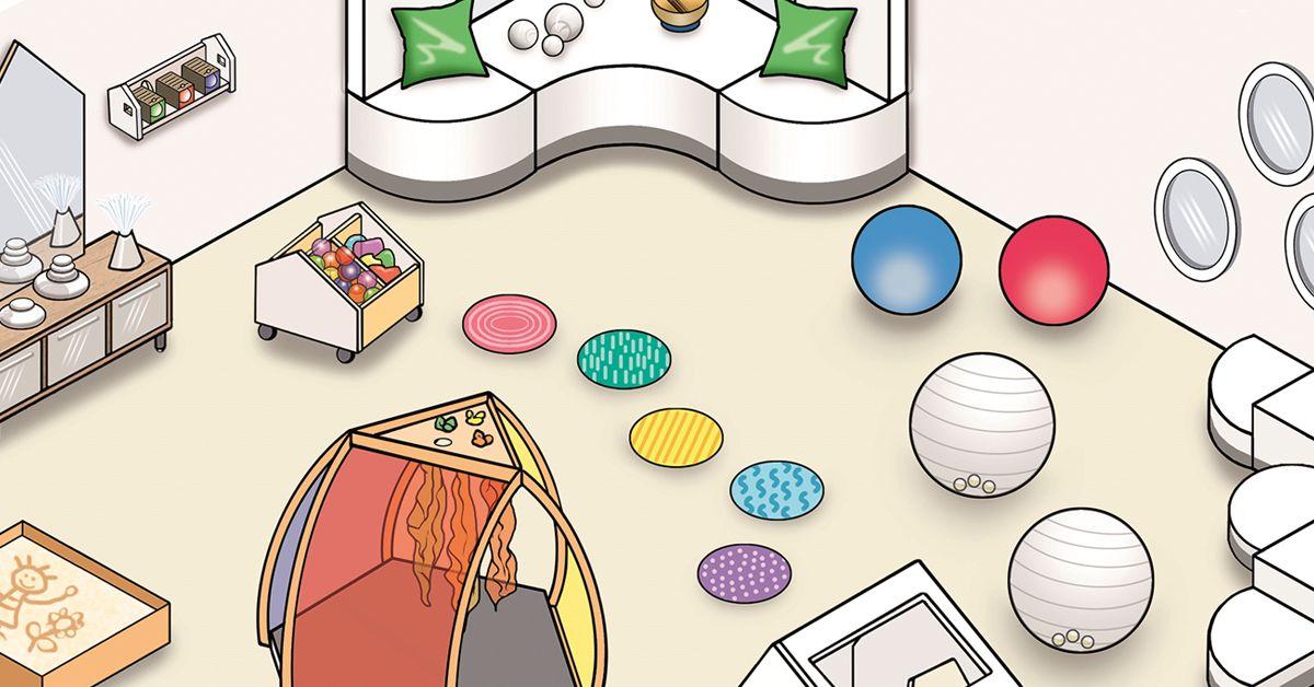 BACKWINKEL-Blog: Raumgestaltung in Kita und Kindergarten