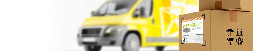 BACKWINKEL GmbH – Versand und Lieferinformationen