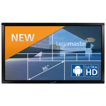 "Legamaster e-Screen ETX-8600UHD 86"" *"