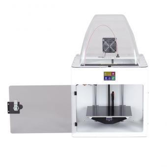 Plexiglastür für 3D-Drucker CraftBot Plus