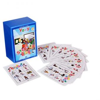 Step-up Bingo Box
