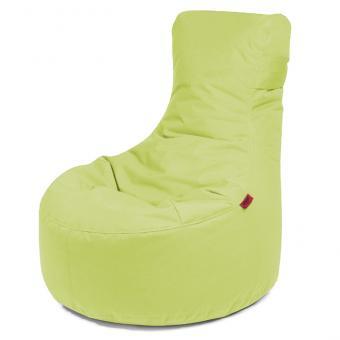 Outdoor-Sitzsack Slope Limette