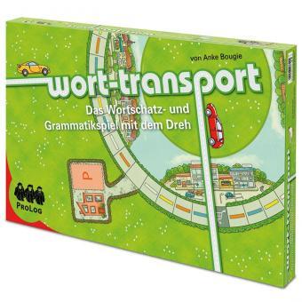 Sprachspiel Wort-Transport
