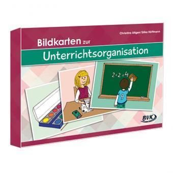 Bildkarten zur Unterrichtsorganisation