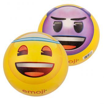 Emoji-Kunststoffball Engel/Teufel