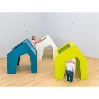 EduCasa Spielhaus Weiß