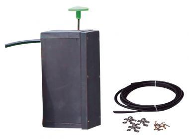 AquaFlow Pumpe und Schlauch