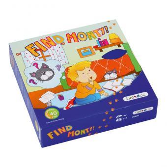 Spiel: Find Monty