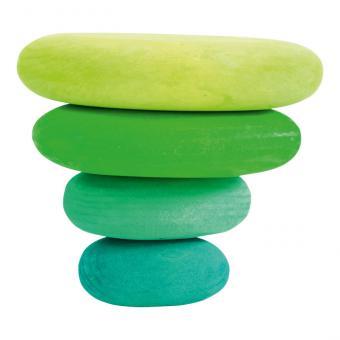 Grüne Mooskiesel