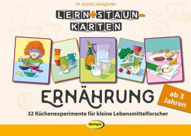 Lern + Staun-Karten: Ernährung