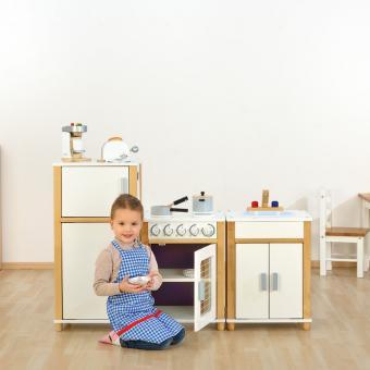 Kleines Küchen-Set