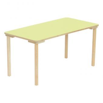 Tischreihe BACCUS - Rechtecktisch 120 x 60 cm