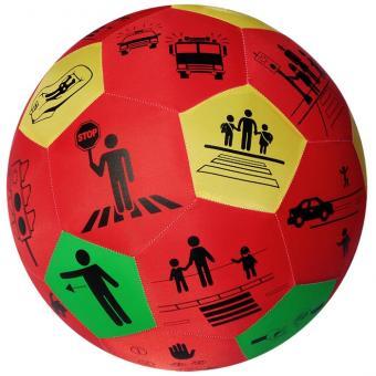 Lernspielball Straßenverkehrserziehung
