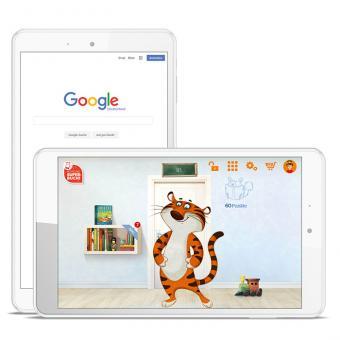"TigerTab 8"" Tablet"