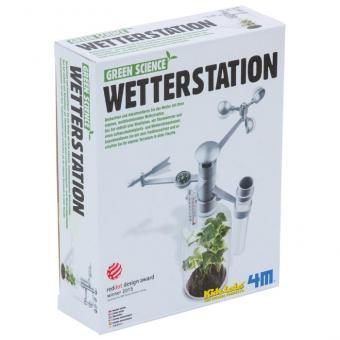 Wetterstation, Bausatz