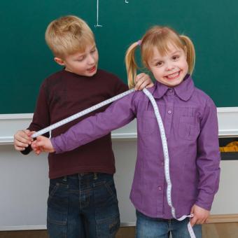 Schüler Bandmaß einzeln