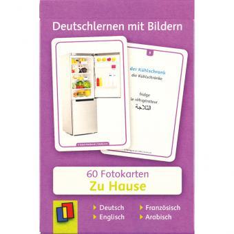 Deutschlernen mit Bildern Zu Hause