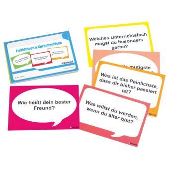 Karten für Sprechanlässe