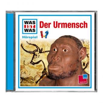 Was ist Was - Der Urmensch Hörspiel CD