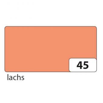 Tonzeichenpapier - Einzelfarben Lachs