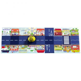 BeeBot Straßen-Spielfeld