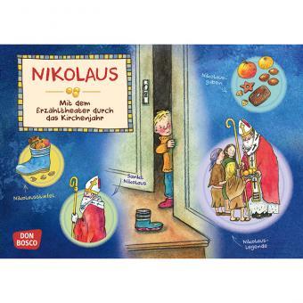 Kamishibai-Bildkarten, Nikolaus