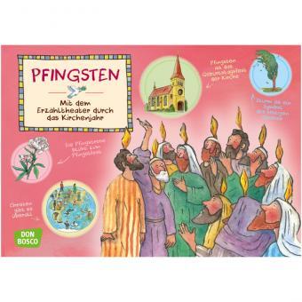 Kamishibai-Bildkarten, Pfingsten