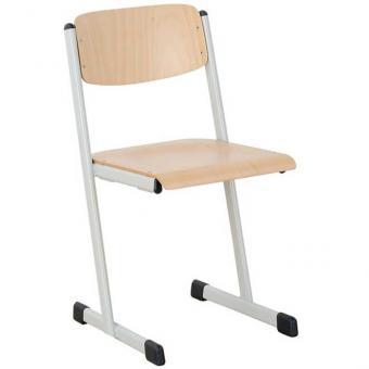Schülerstuhl mit T-Fuß