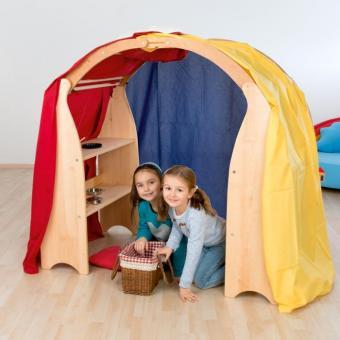 Das flexible Spielhaus