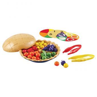 Buntes Obstkuchen- Spiel