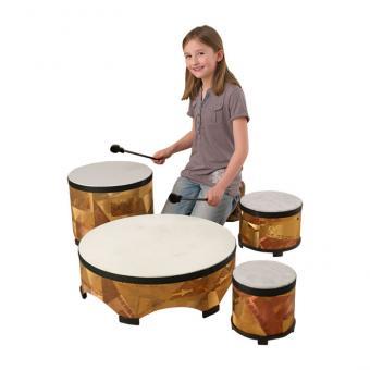 Boden-Trommel-Set