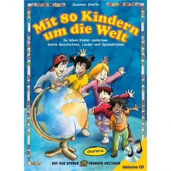 Mit 80 Kindern um  die Welt