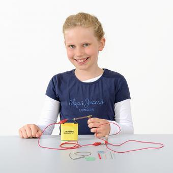 Experimentier-Koffer Elektrizität und Stromkreise