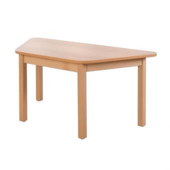 Selbstbau-Trapez-Tische