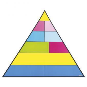 Magnetische Lebensmittel-Pyramide