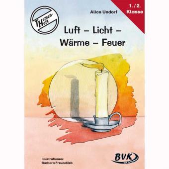 Luft - Licht - Wärme - Feuer