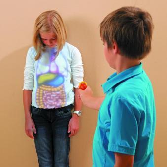 Körper-Projektor