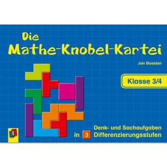 Die Mathe-Knobelkartei 3/4