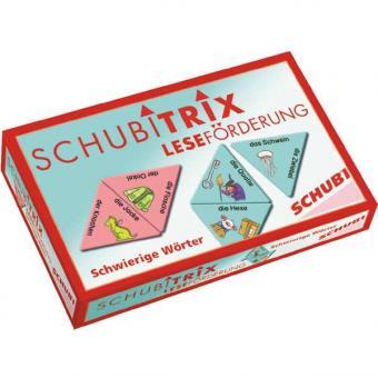 SchubiTRIX - Schwierige Wörter