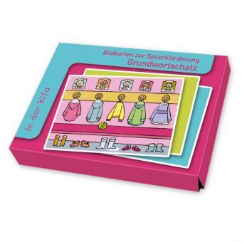 Sprachförderung mit Bildkarten In der Kita