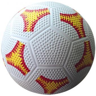 """Schulhof-Fußball """"Gummi"""", Größe 5, Ø 22 cm"""