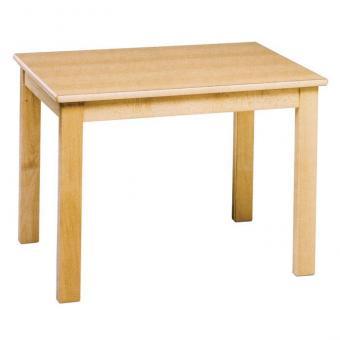 Rechteck-Tisch • 120 x 60 cm Höhe: 40 cm