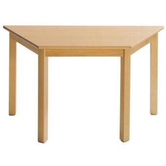 Trapez-Tisch • 120 x 60 cm Höhe: 40 cm