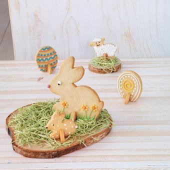 Stehkekse Ostern