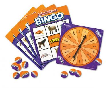 Bingo-Games Animal