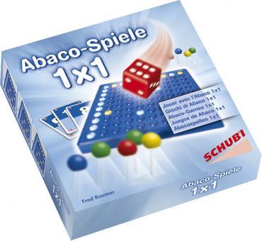 Abaco-Spiele 1x1