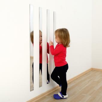4 Spiegelstreifen