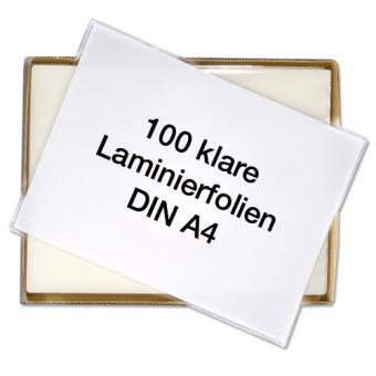 Laminierfolien A3 - klar, 250 mic.